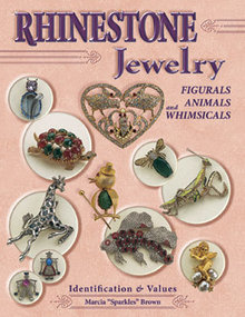Rhinestone Jewelry, Figurals, Animals and Whimsicals Identification & Values