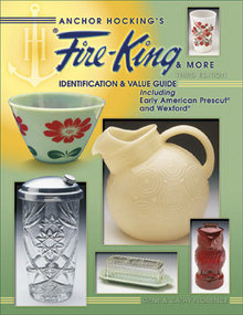 -Scuffed- Anchor Hocking's Fire-King & More Identification & Value Guide 3rd Ed