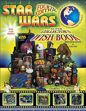 -Scuffed- Star Wars Super Collector's Wish Book 4th Edition