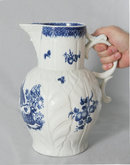 ceramic china pottery Staffordshire Dr Wall