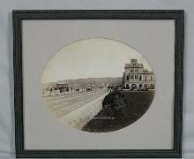 Vintage Hudson photograph Promenade Brighton England