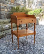 Conant Ball Colonial Sheraton reproduction stand