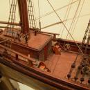 Large Period Antique German Ships maritime model