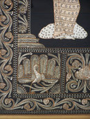 textile textiles southeast asian island Indonesian emboridery vintage silk