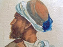 Rudolf Ernst Orientalist Watercolor painting c1910