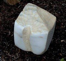 David Kintzler Contemporary  marble Sculpture.