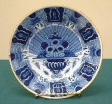 De Porcelayne Claeuw Delft charger