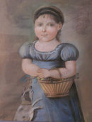 patels paiting paintings girls children france portraits portrait