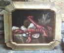 lobster lobsters monkey monkies oyster oysters art