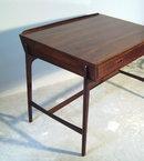 desks denmark furniture rose wood Scandinavian Scandinavia