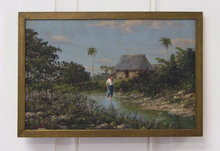 landscape paintings latin america american castro cubas art