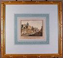 rome print prints engraving