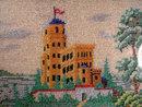 Paintings manor castles