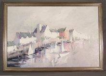 France french impressionist maritime art