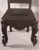 india desks asian rosewood victorian raj