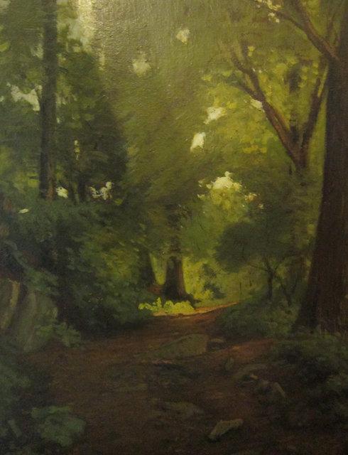 GEORGE HOBBS LANDSCAPE (American, 1846-1929)