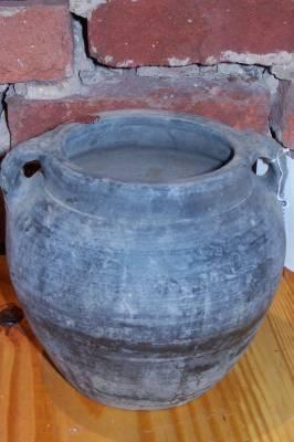 Dragon Cooking Pot 1880s China