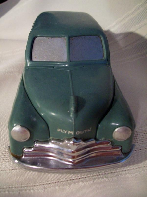 Late 40's Plymouth Wind-Up Car