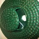 Green Hat Wall Pocket - unmarked