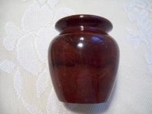California Redwood Burl Souvenir Pot