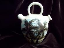 1940s souvenir Pot from CUBA