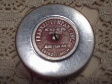 Frankel Co. Advertising Steel Tape Measure