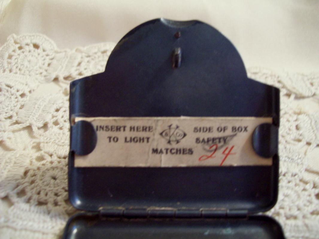 Philadelphia City Hall Envelope style Match Safe - Matchsafe