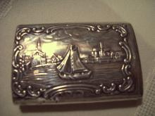 Dutch Harbor slide tray Matchsafe - Match Safe