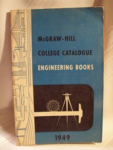 Engineering Book Catalogue