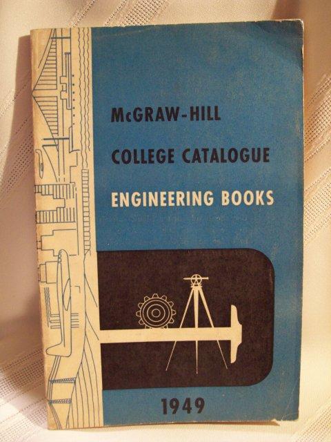 Engineering Book Catalogue