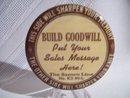 BUILD GOODWILL Sharpening Stone