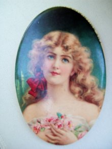 SMITH-KIRK CANDY Beauty Pocket Mirror