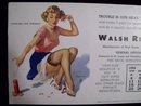 PIN UP CALENDAR BLOTTER