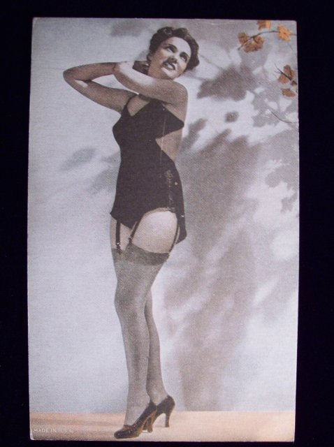 MUTO STYLE PIN UP PHOTO CARD