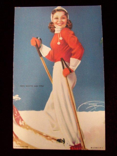 MUTOSCOPE CARD