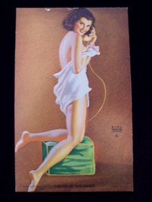 MUTOSCOPE CARD