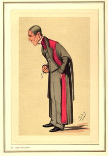 19th Century Spy Caricature, Sir James Paget,