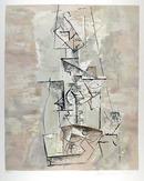 Pablo Picasso, Lithograph, Femme a la Guitare
