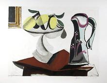 Pablo Picasso Lithograph, Nature Morte