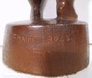 Chaim Gross Original Hand-carved wood