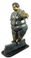 Bruno Luna, Balancing Beam, Mexican Bronze
