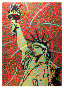 Greg Constantine, Statue of Liberty, Signed