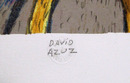 David Azuz S/N Lithograph, Le Bistro