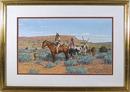 Noel Dagget, Watercolor Painting,