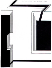 Robert Morris, Etching and Aquatint, minimalism