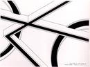Robert Morris, Etching/Aquatint, Separate Walkw