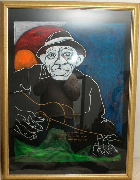 George Hunt, Mississippi John Hurt Jazz