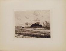 Claude Monet, Champ de tulipes en Hollande,