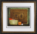 Mary Faulconer, China Import, Framed Lithograph