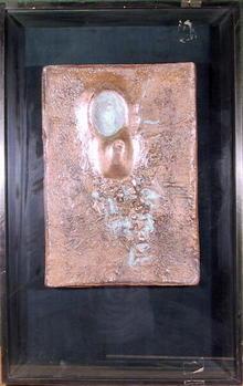 Jaroslav Serych Bronze Sculpture, Inkarnation